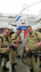 Ghostbusters of BC