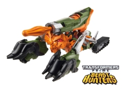 Transformers Prime Beast Hunters Commander Bludgeon Vehicle Mode