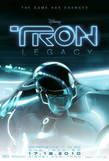 Tron Legacy new Imax Poster