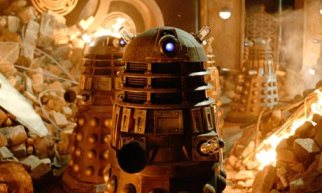 Daleks return