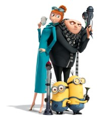 The Minions Just Wanna Have Fun in Despicable Me 2