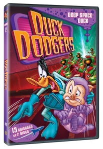 Duck Dodgers S2 DVD Cover Art
