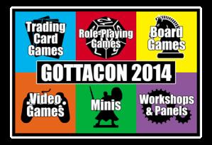 Gottacon Logo