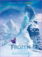 Disney's Frozen Movie Poster