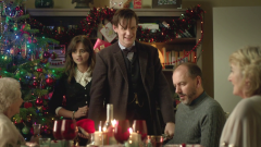 The Doctor with the Oswald Family