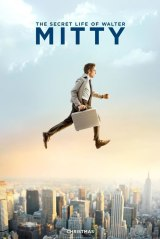 2013 Walter Mitty Poster