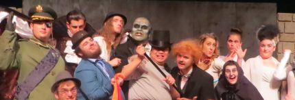 Last Chance Production's Young Frankenstein the Musical