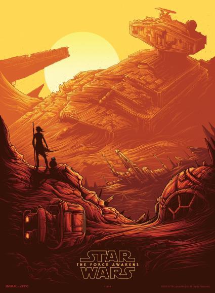 IMAX SWTFA Poster 1