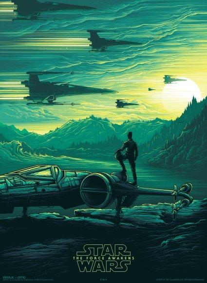 IMAX SWTFA Poster 2