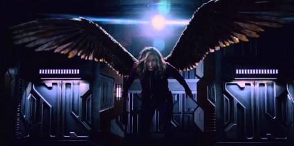 Legends-of-Tomorrow-Ciara-Ren--e-as-Kendra-Saunders-Hawkgirl-In-White-Knights
