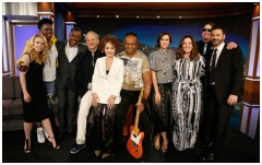 Ghostbusters-Old-and-New-Team-on-Jimmy-Kimmel-Live-Show