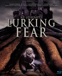 The Lurking Fear Blu-ray Cover