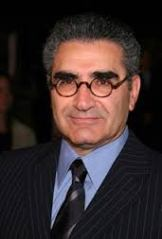 A petition is needed to make Eugene Levy a Ghostbuster!