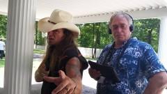 Scott McNeil and Garry Chalk, in Graceland
