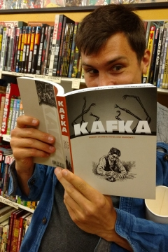 Reading R. Crumb's Kafka