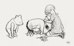Illustration by E. H. Shephard