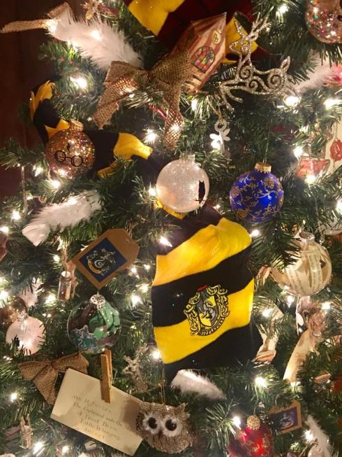 Muggles Produce Harry Potter Christmas Trees To Rival That