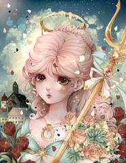 """Angel"" by Vanilla-Cherie"