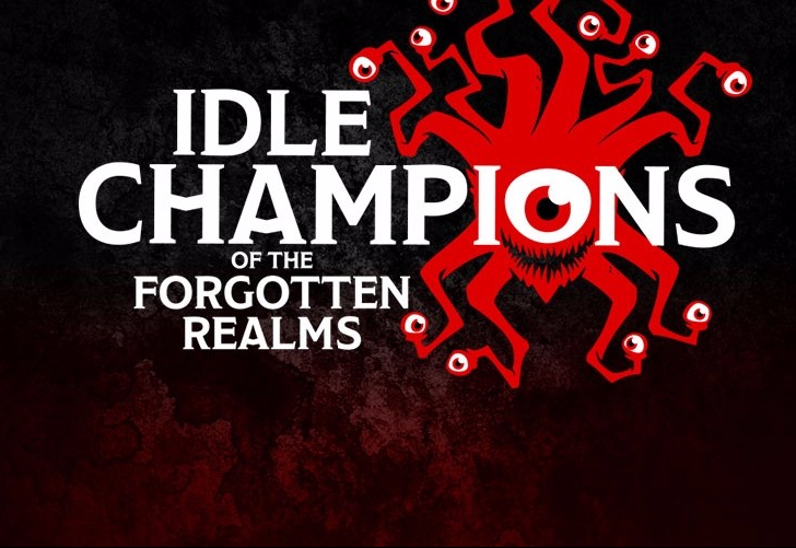idle champions of the forgotten realms videogame teaser