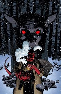 Comic-Geddon Hellboy