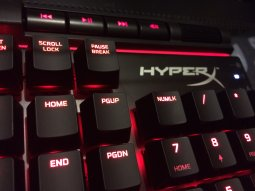 hyperx closeup