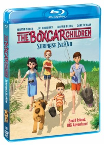 Bluray of Boxcar Children