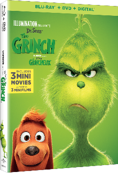 The Holidays Isn T Over Yet With The Grinch Coming Soon To Vod Home Video Otaku No Culture