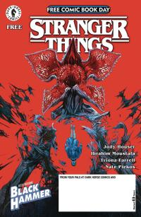 FCBD 2019 DARK HORSE STRANGER THINGS & BLACK HAMMER (Net)