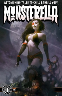 Monsterella Cover 1