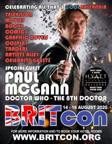 BritCon Paul Poster