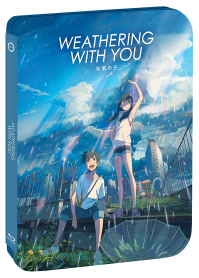 Weathering With You Blu-Ray Case & How to Order
