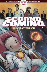 REVIEW: Second Coming - Only Begotten Son #1 — Comics Bookcase