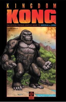 Legendary Comics Kingdom Kong