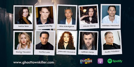The Cast of Ghost Town Killer