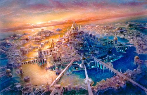 inerorer: The Legend of Atlantis
